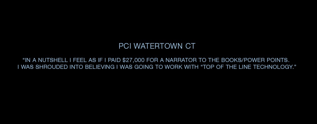 PCI Watertown